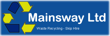 Logo, Mainsway Ltd Waste Recycling - Skip Hire - Skip Hire in Liverpool, Merseyside